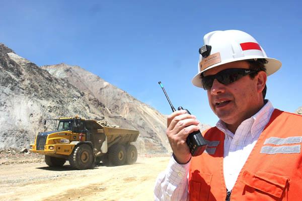 Chile lidera ranking de exploraciòn minera de cobre