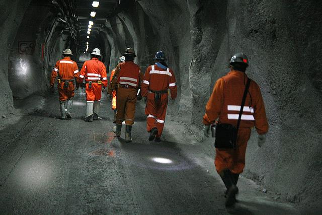 Grandes mineras definen perfiles para puestos técnicos