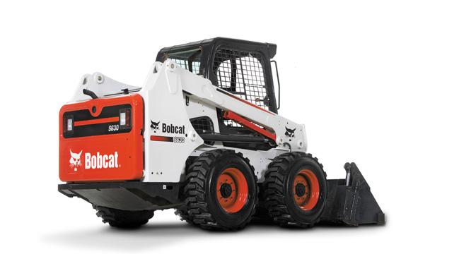 Doosan Bobcat presenta nuevas cargadoras compactas