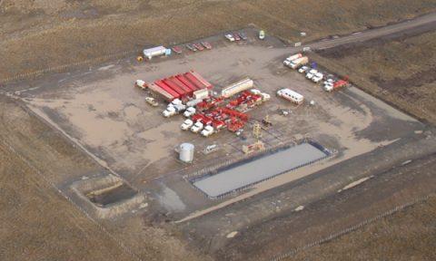 Enap realiza hallazgo de gas en Magallanes