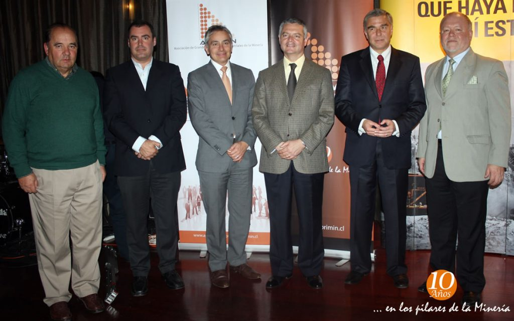 Aprimin realizó nuevo Networking en Santiago