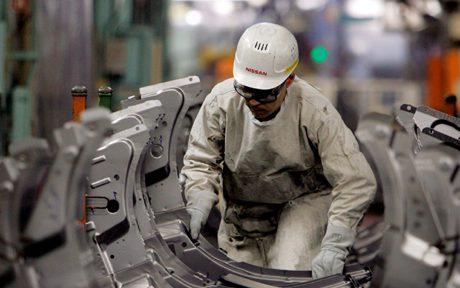 Producción industrial crece de la mano del sector minero