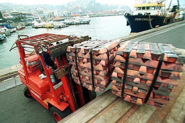 Perú: Producción de cobre en el Perú creció 16,8% en agosto