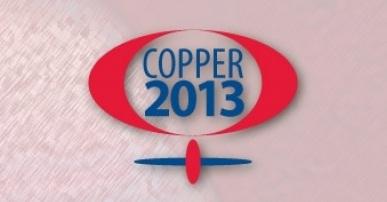 Diciembre comienza con la Conferencia Internacional Copper 2013
