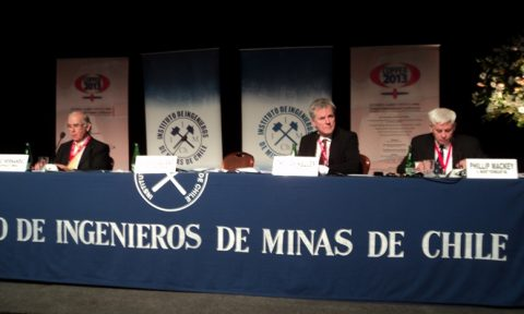 Chile es protagonista en Conferencia Internacional Copper 2013