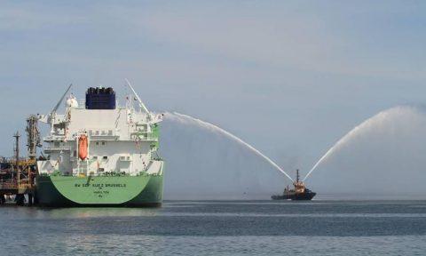 El 29% de energía en Colbún este año provino de gas natural