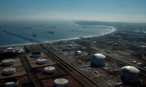 Endesa realizaría complejo a gas por 1.600 MW en la V Región