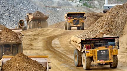 Exportación minera argentina registra baja de casi 25%