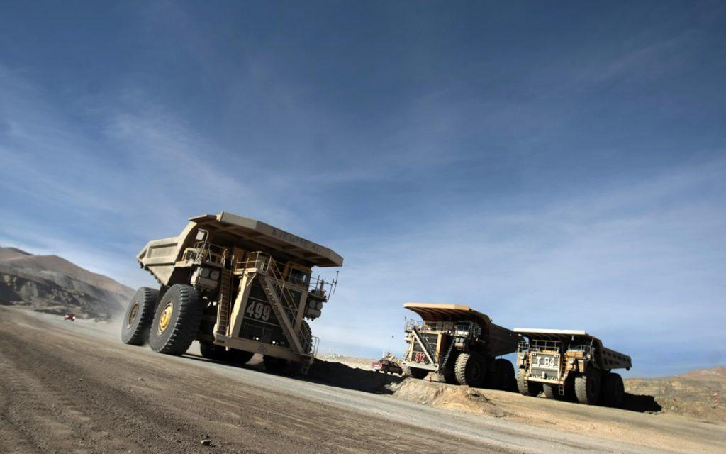 INE: producción industrial acumula avance de 3% durante 2013 impulsado por la minería