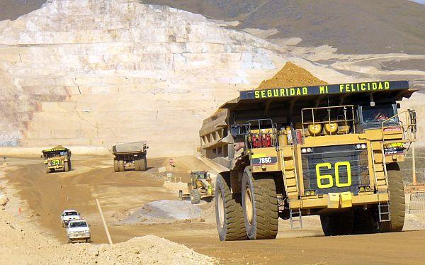 minería perú