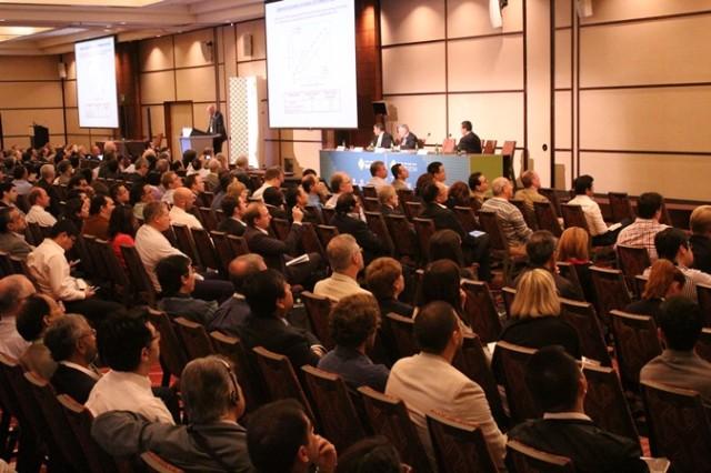 La 27° versión del prestigioso Congreso Internacional de Procesamiento de Minerales (IMPC, por sus siglas en inglés), se realizó en Santiago, entre el 19 y 23 de octubre. (Foto: Revista NME)
