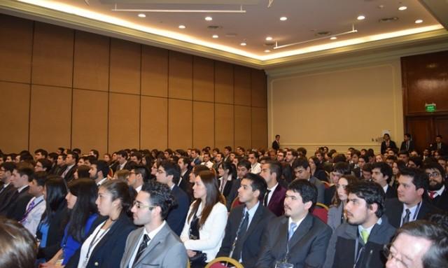 Cerca de 200 estudiantes de ingeniería en minas se inscribieron para participar de una nueva versión de Simin. (Foto: Simin)