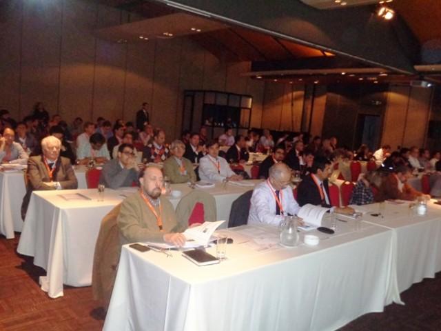 El Congreso Belt 2016 se realiza hasta este viernes 15 de abril en la ciudad de Viña del Mar.