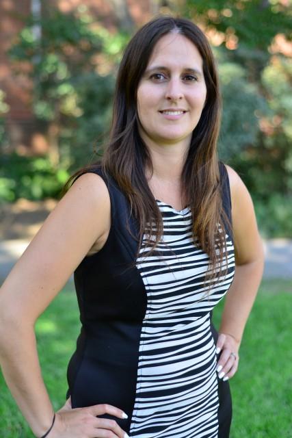 Ulrike Broschek, subgerente de Sustentabilidad de Fundación Chile