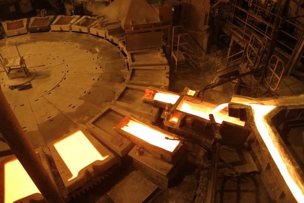minería fundiciones cobre