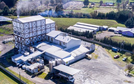 Biogás Schwager Energy 1