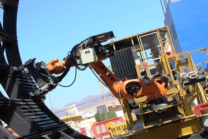 Robot Mirs palmetas trommel - web 2