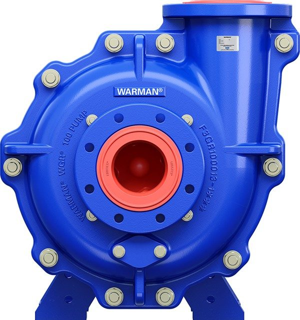 Warman WGR Pump