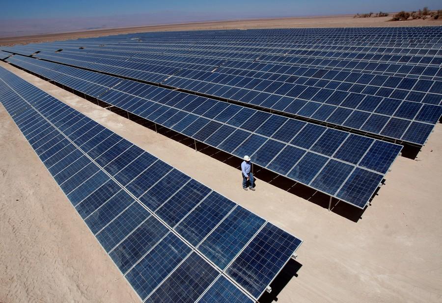 Planta de Paneles Solares
