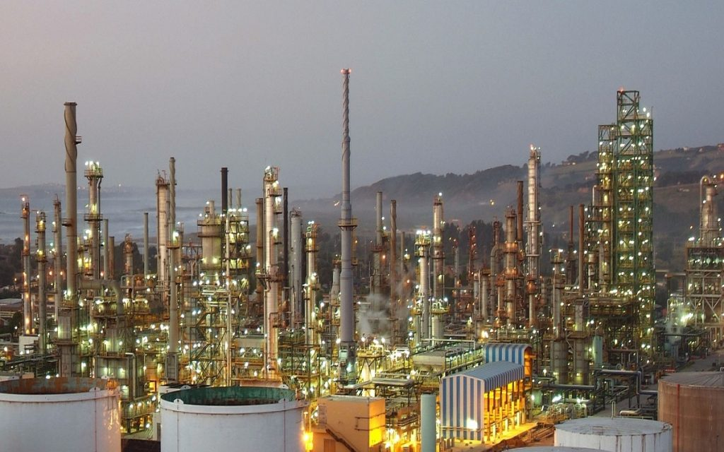 Enap Refineria Aconcagua