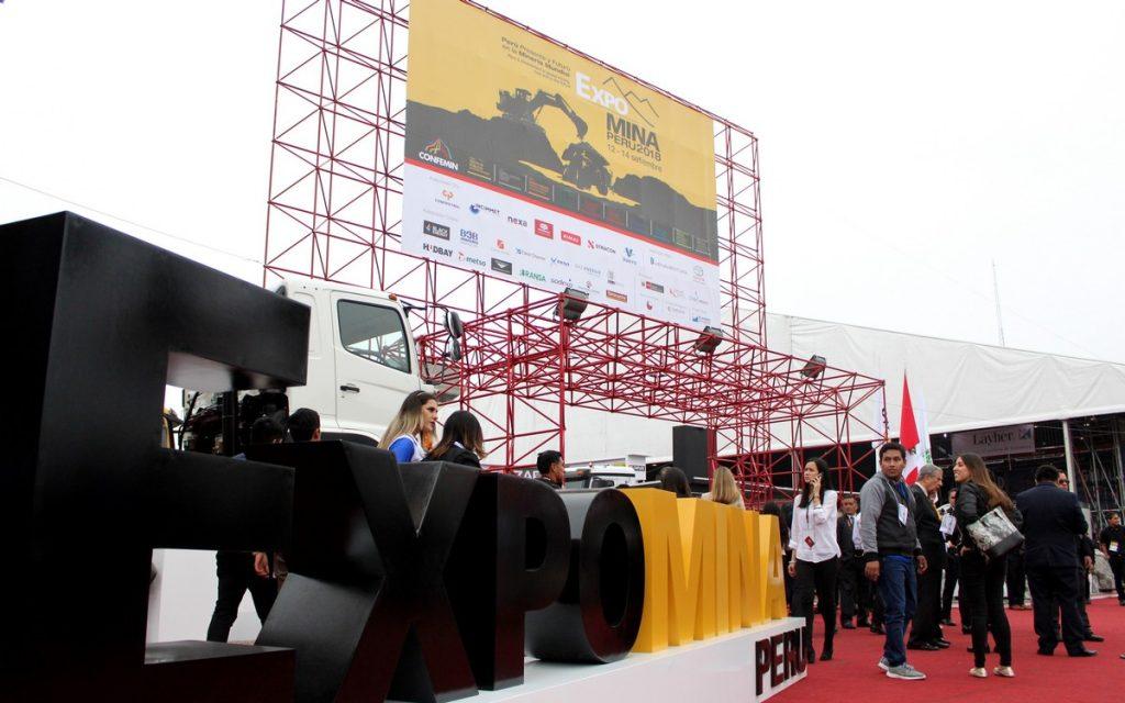 Expomina Perú 2018 01