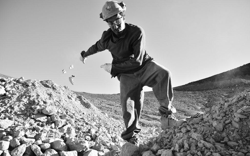 Pequeña Mineria