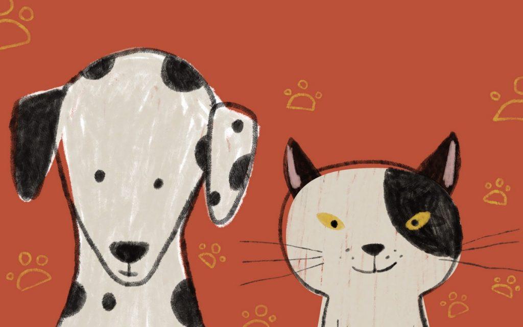 Perro y gato Kimba Pets - Fabián Rivas