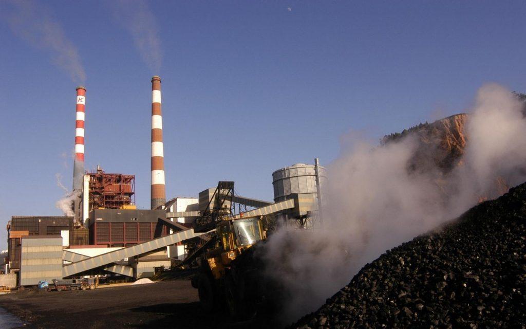 Termoeléctricas Descarbonización