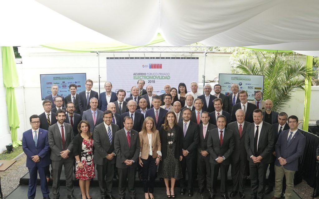 Foto oficial Electromovilidad