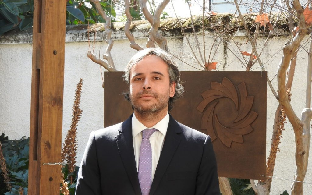 Ignacio Santelices - Agencia de Sostenibilidad Energética
