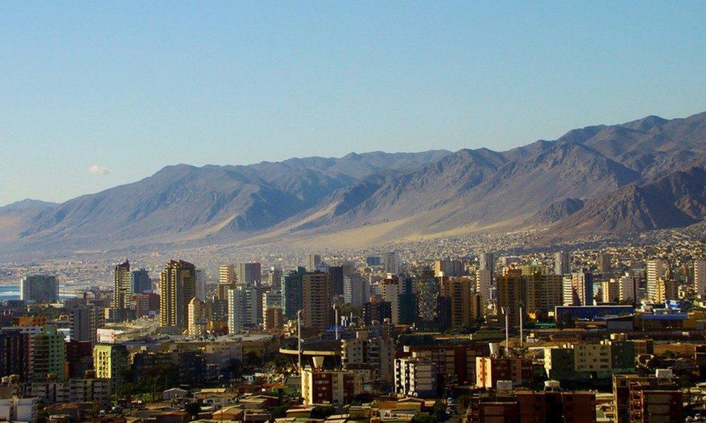 Ciudad Antofagasta