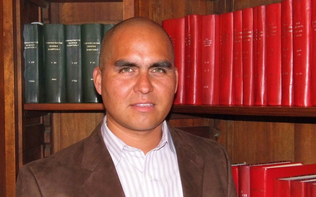 Manuel Reyes U. de Chile