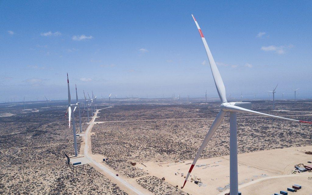 energía eólica - Mainstream