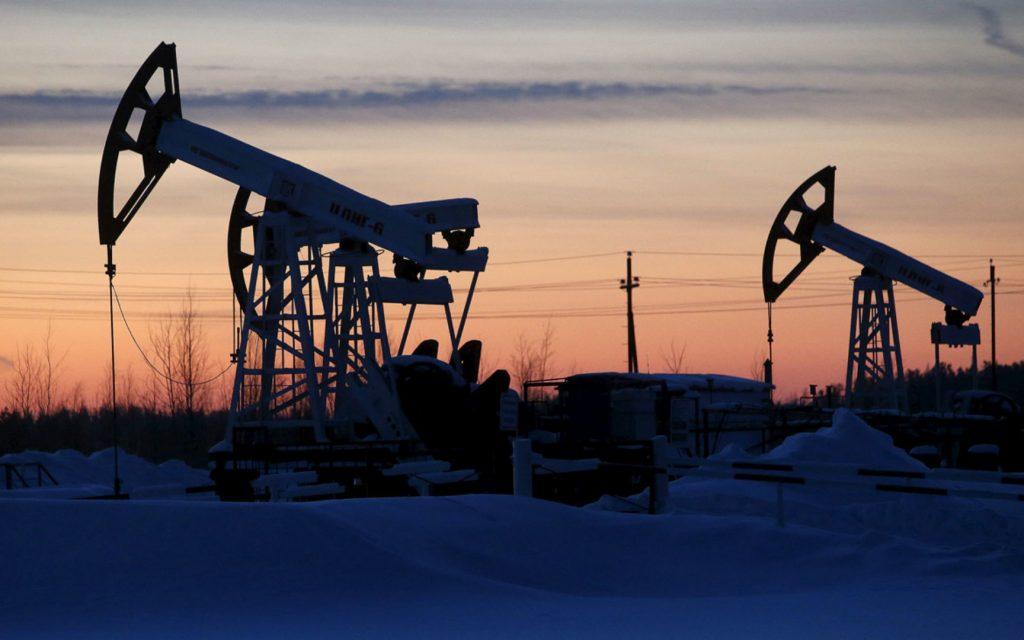 petróleo rusia