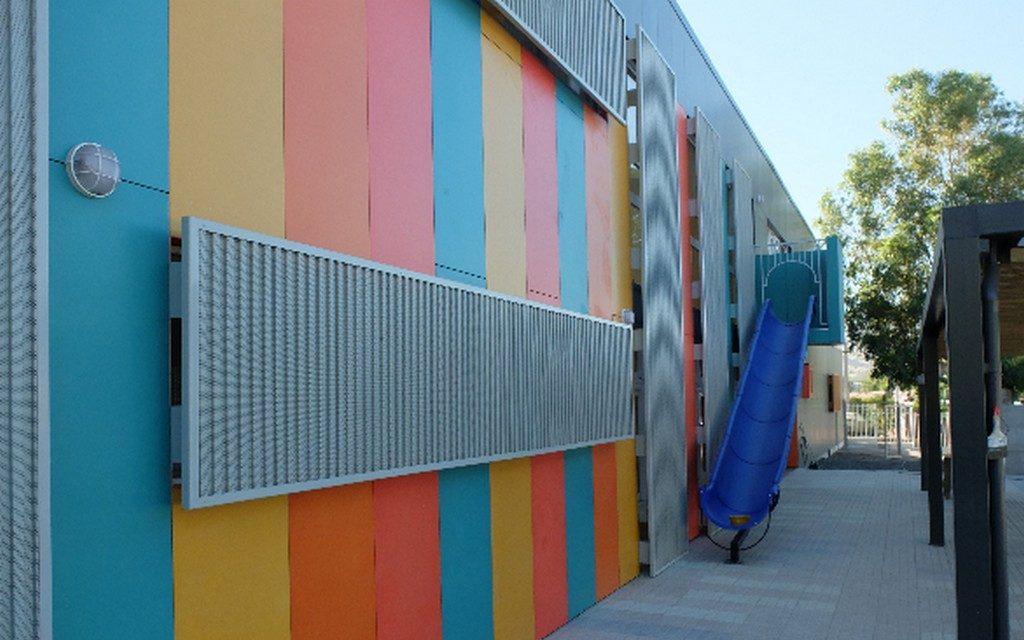Sika - jardines infantiles