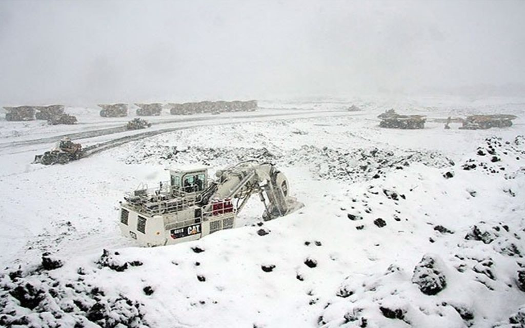 mina invierno